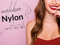 Vicky´s Nylons, feinste Nylonstrümpfe und Strapsalter