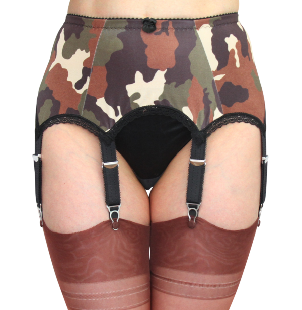 Military look strumphalter
