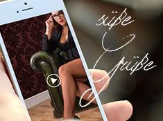 Vicky´s Nylons, VideoBotschaft